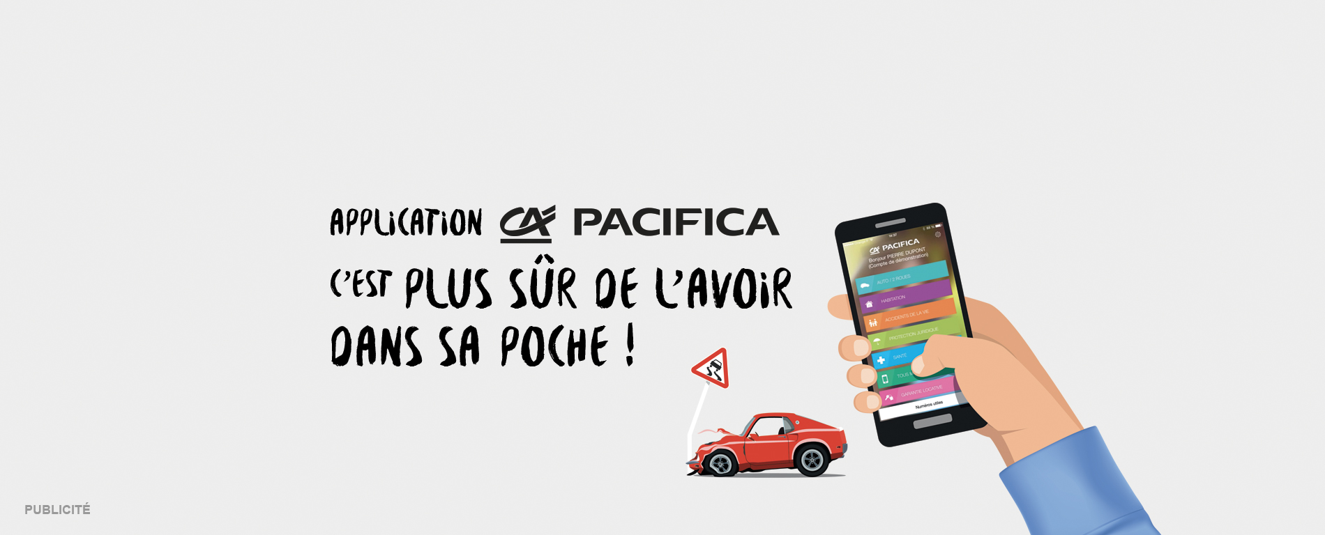 Application Pacifica
