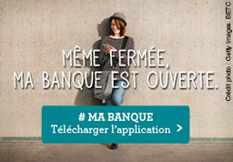 Application #Ma Banque